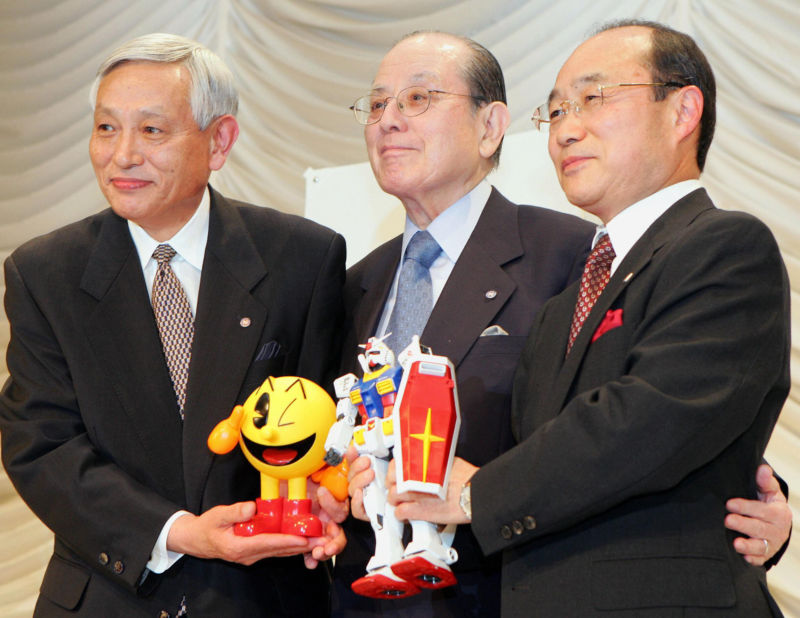 """Namco founder and """"Father of Pac-Man"""" has died"""