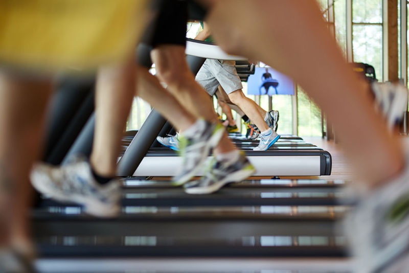 Don't have time to work out during the week? That's actually OK