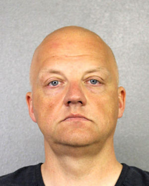 In this handout provided by the Broward Sheriff's Office, suspect Oliver Schmidt, an executive for Volkswagen poses in this undated booking photo. Schmidt was arrested January 7, 2017 in Florida and is expected to be charged with conspiracy and fraud in the Volkswagen emissions scandal. Schmidt was formerly a key emissions compliance manager for VW in the U.S. (Photo by Broward Sheriff's Office via Getty Images)