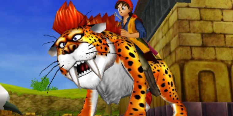 Review Dragon Quest Viii Is A Great Entry Point Into A Storied