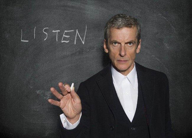 Doctor Who's Peter Capaldi to ditch TARDIS at end of 2017