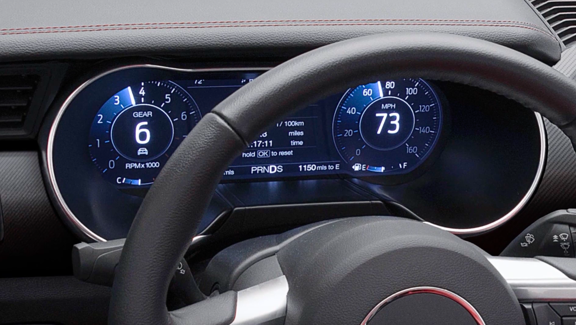 2015 Ford Mustang Gt >> The 2018 Mustang will have driver assist tech, 10-speed transmission option | Ars Technica