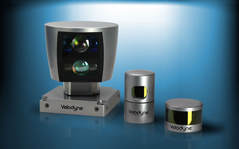 Velodyne has been the leading automotive-grade lidar maker for more than a decade.