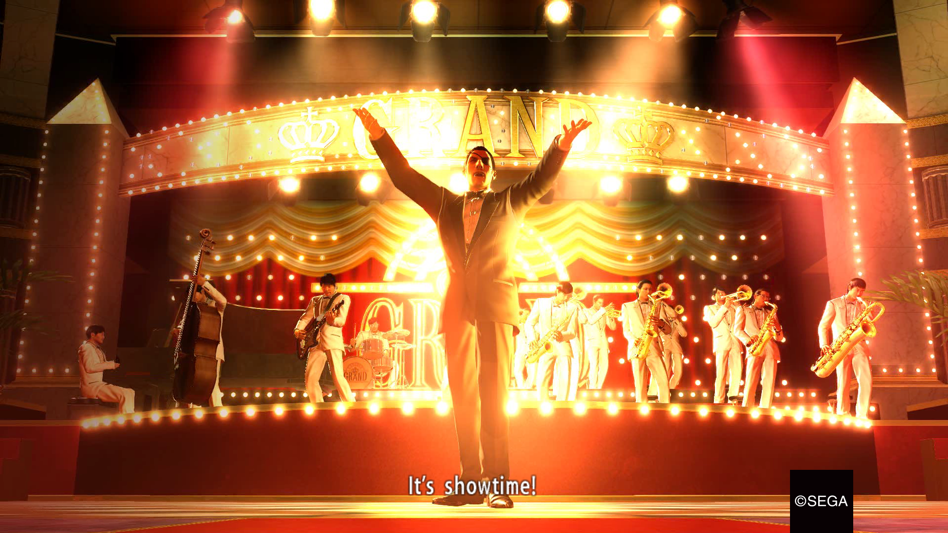 Yakuza 0 Review All Aboard The Crazy Train Ars Technica