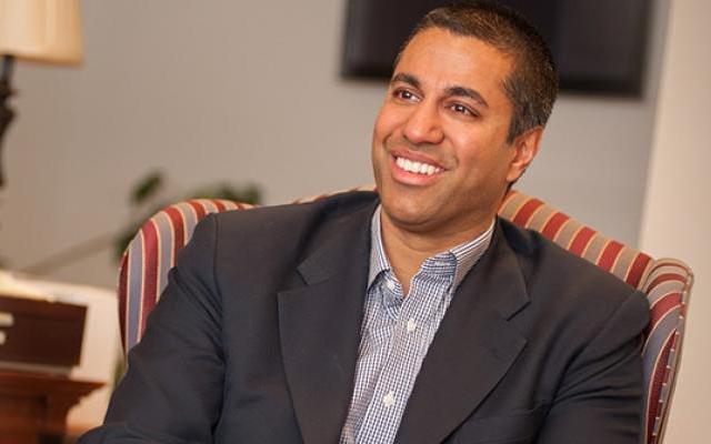 Trump names Pai FCC's new chairman, portending policy reversals
