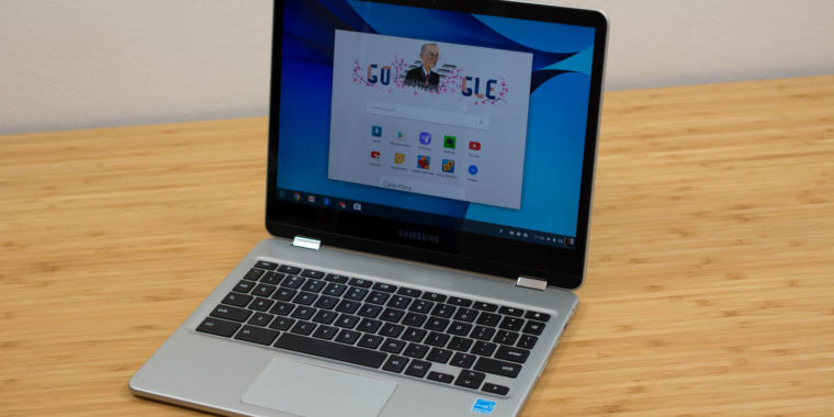Flagship Samsung Chromebook Pro Finally Gets a Release Date: May 28