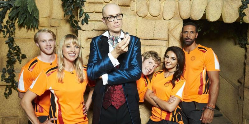 Full fat version of The Crystal Maze coming to TV screens soon