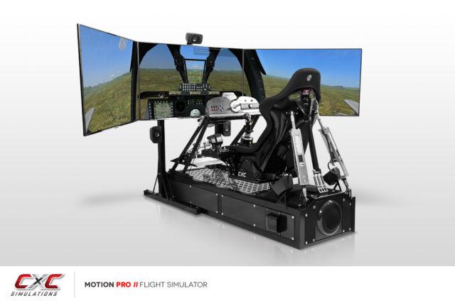The $50,000 racing simulator: Cheaper than crashing the real thing
