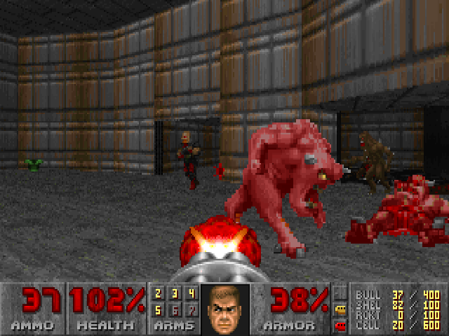 DOOM came out of nowhere, and PC gaming was never the same again.