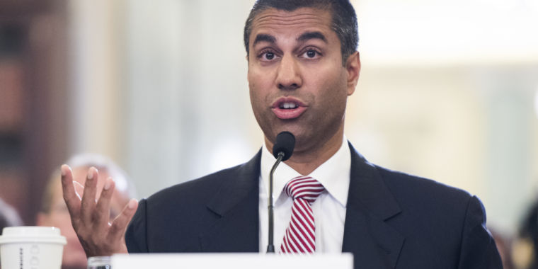 Comcast, AT&T, and ISP Lobbyists are Excited About Trump's FCC Chair