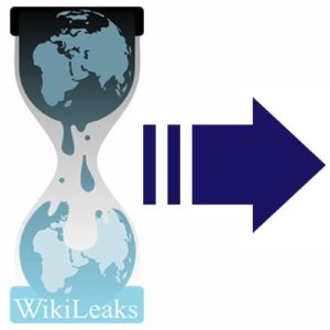 The WikiLeaks Task Force logo.