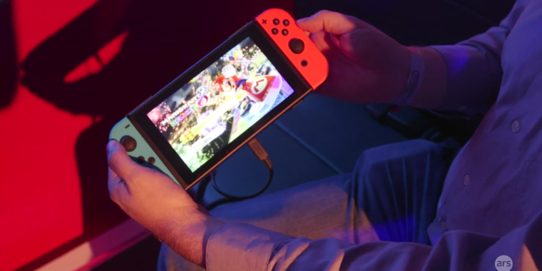 New Nintendo Switch production to begin in June, will be 4K when docked