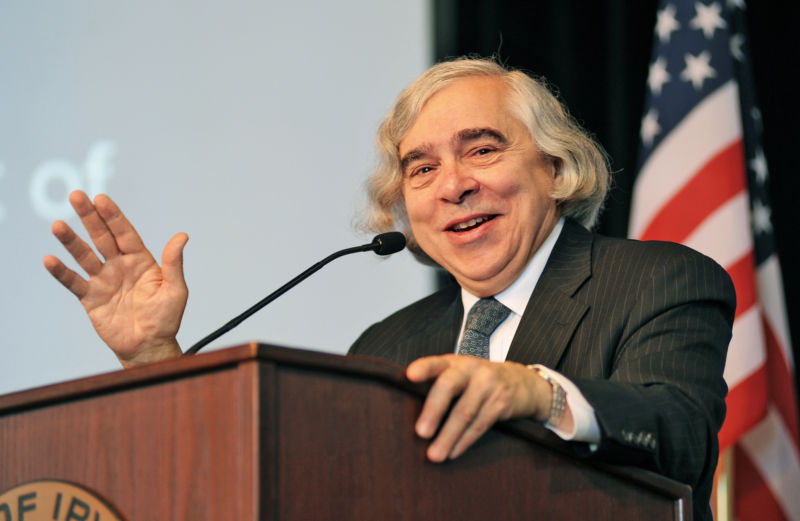 The policy was announced last week by nuclear physicist and DOE Secretary Ernest Moniz, who will be replaced by former Texas Governor Rick Perry if he is confirmed by the Senate.