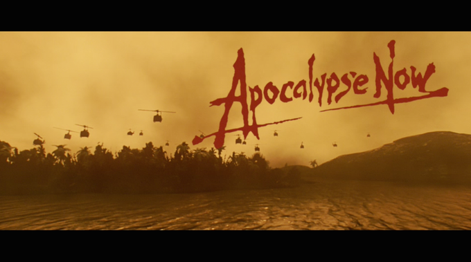 The horror, the horror: Coppola announces Apocalypse Now