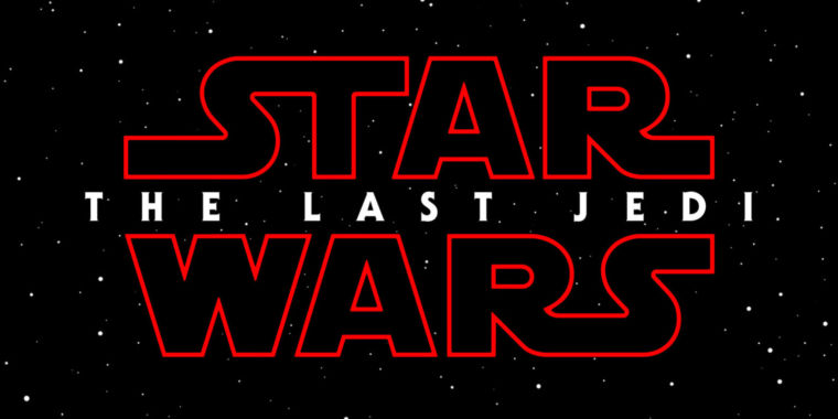 Episode VIII will be called Star Wars: The Last Jedi | Ars Technica
