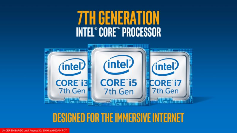 Intel's 7th- and 6th-gen processors now support the Vulkan API.