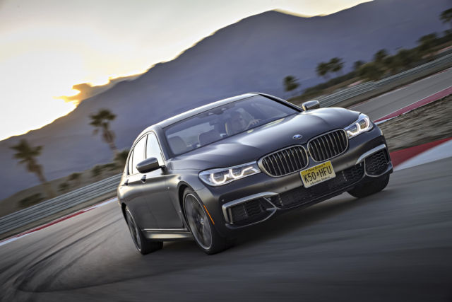 The 2017 Bmw M760i Is A Hell Of A Car But Is It An M Ars Technica