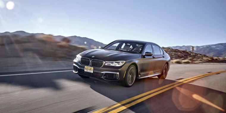 The 2017 BMW M760i Is A Hell Of Car But It An M