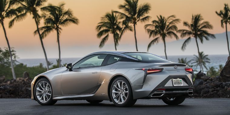 More than Just a New GT, the 2018 Lexus LC 500 is a Marker for the Future