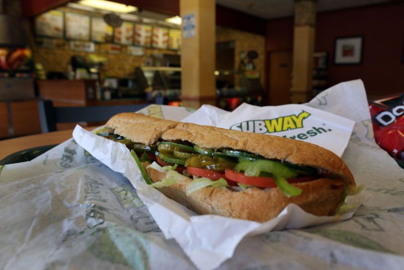 What's in Subway's chicken? Hint: Maybe only 50% chicken [Updated]