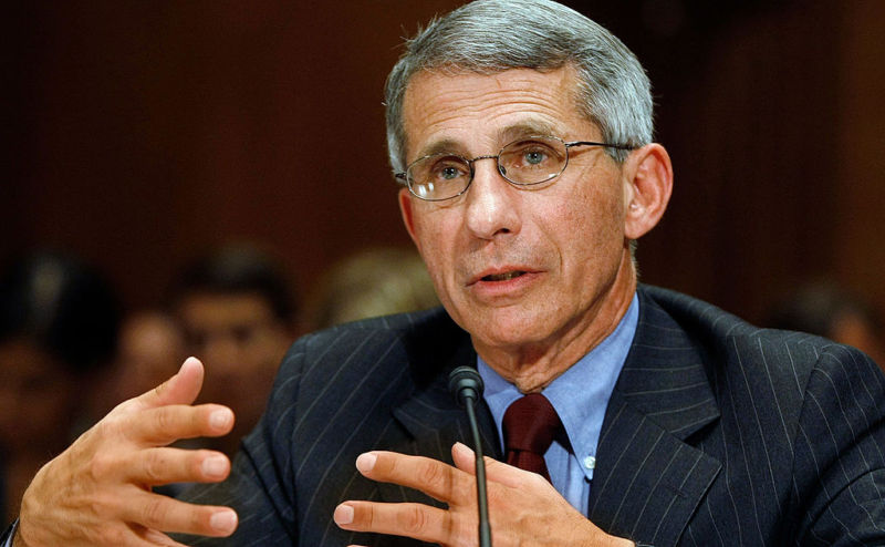 WASHINGTON - APRIL 28:  Anthony Fauci, director of the National Institute for Allergy and Infectious Diseases, testifies before the Labor, Health and Human Services, Education, and Related Agencies Appropriations Subcommittee hearing on the public health response to Swine Flu April 28, 2009 in Washington, DC.