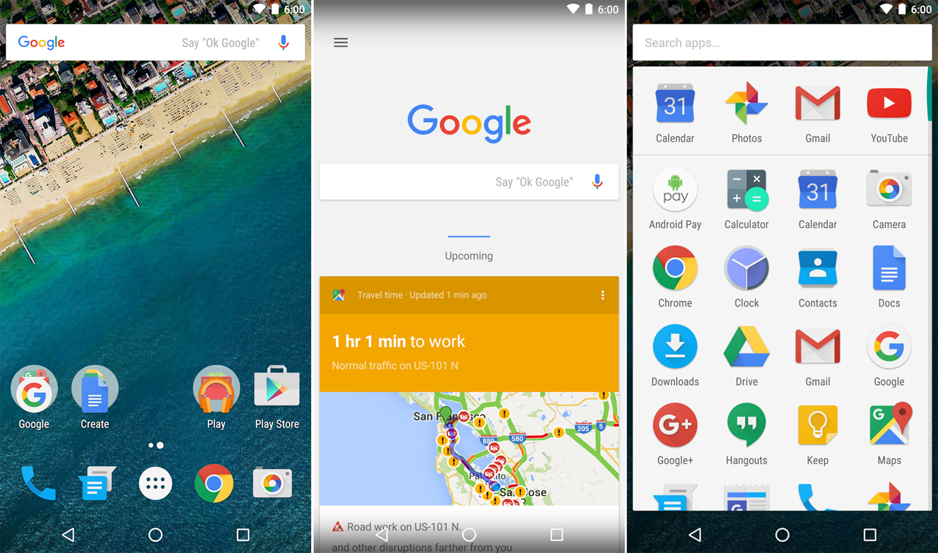 Google Now Launcher To Be Pulled From The Play Store In Q1
