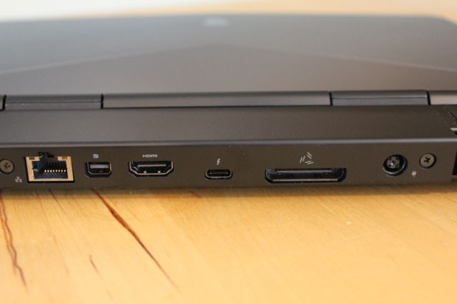 Alienware 13 R3: Powerful and pretty, if you don't mind junk in the