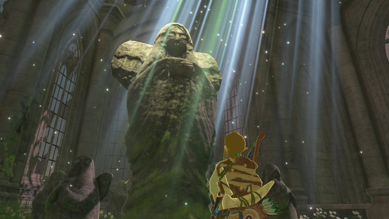 <i>The Legend of Zelda: Breath of the Wild</i> is a classic.