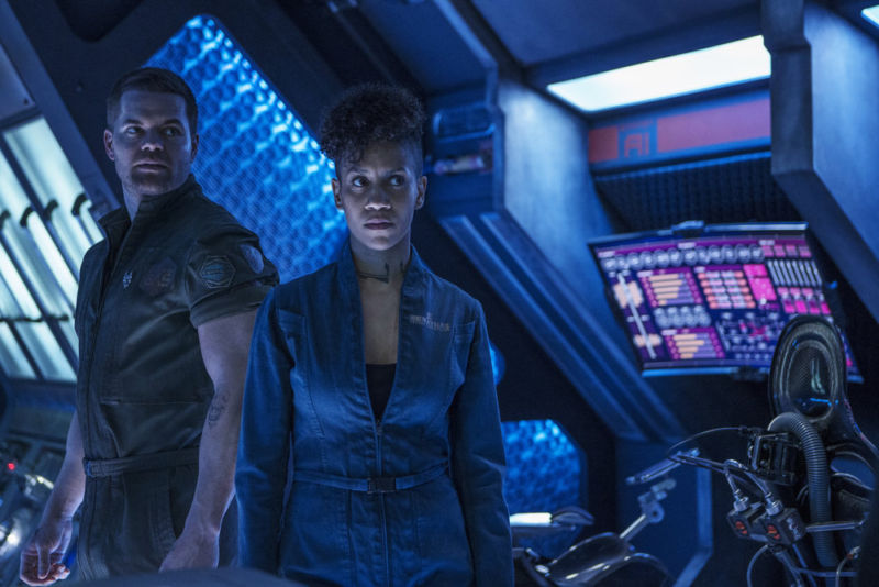 Decrypted: The Expanse—OK, so we broke a few laws of physics here