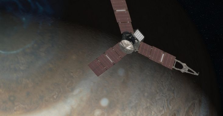 Due to concerns about engine, Juno to remain in elongated Jupiter orbit