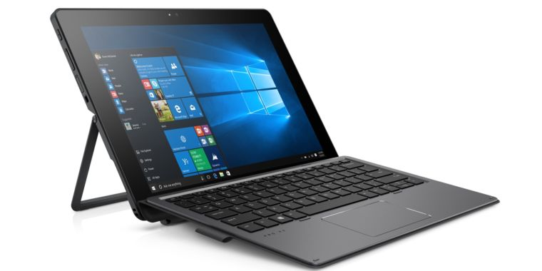 New CPUs and Accessories Define HP's Updated Repairable Surface Clone