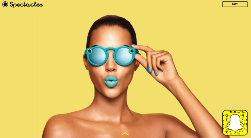 Get 'Em Now! Snap's Spectacles Are Now Available Online