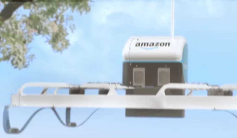 "Amazon tells Super Bowl viewers to look for Prime Air drone delivery ""soon"""