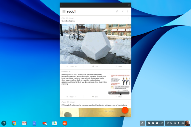 Samsung's Chromebook Pro gives me hope in Chrome OS—thanks