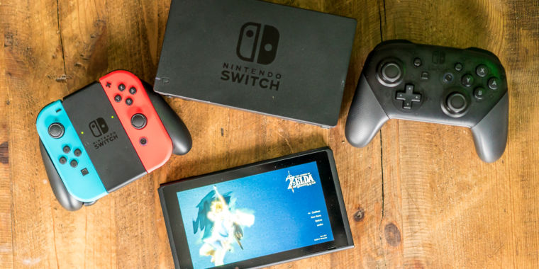 """Nintendo: Switch shortages are """"definitely not intentional"""""""