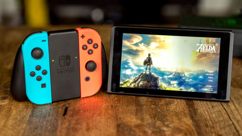 <em>Breath of the Wild</em>, along with a few other Switch games, have been discounted on Prime Day.