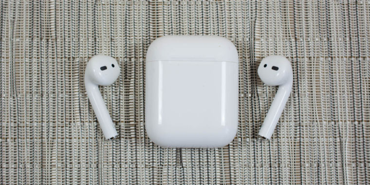 photo image Apple preps new AirPods: One with hands-free Siri, one water-resistant