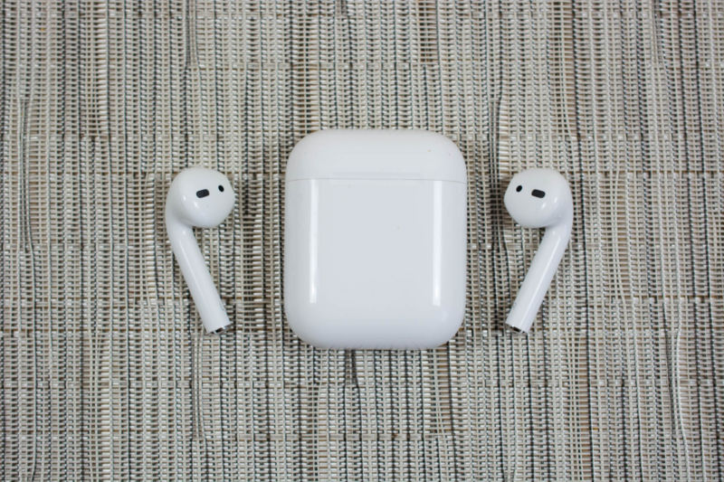 New Apple AirPod headphones tipped for release this year