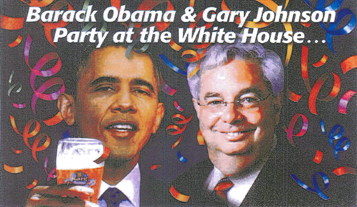 Judge suspended for photoshopped campaign ad of rival drinking with Obama