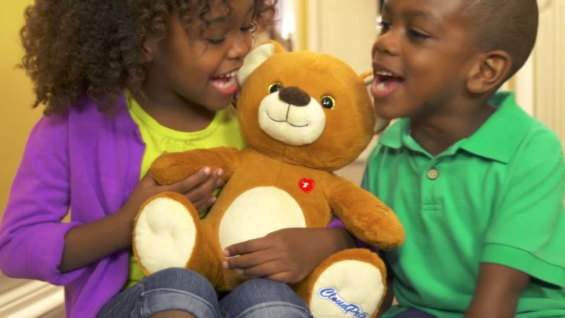 Smart Teddy Bears Involved in Massive Data Breach