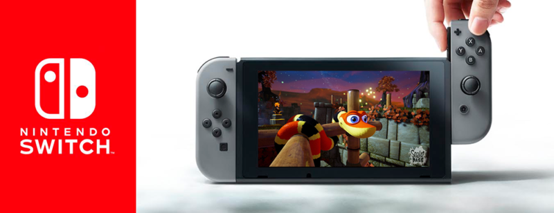 Unreal Engine 4.15 supports Nintendo Switch, HDR, and AFR for Nvidia SLI