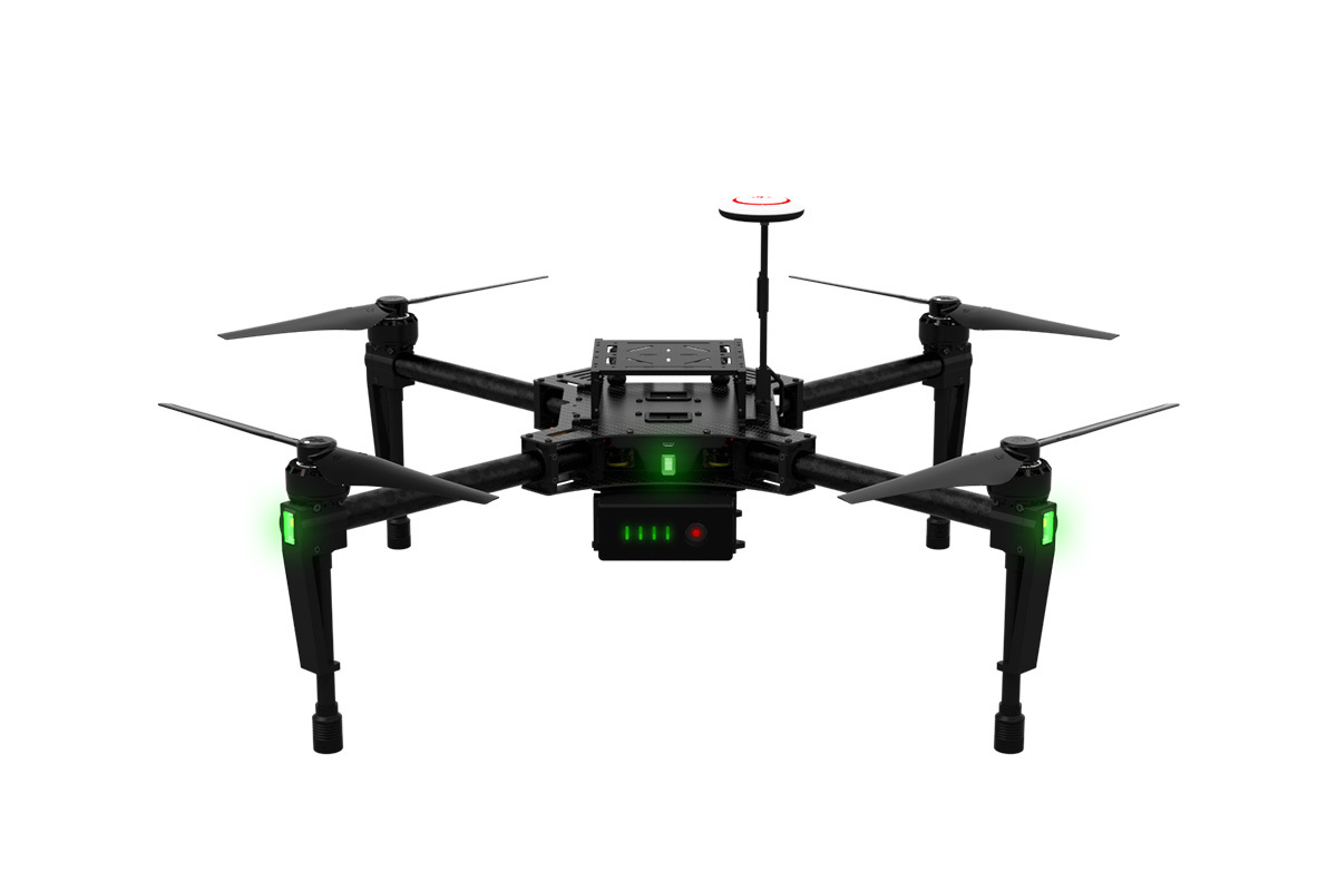 Enlarge The Matrice 100 DJIs Development Platform For Industrial Drone