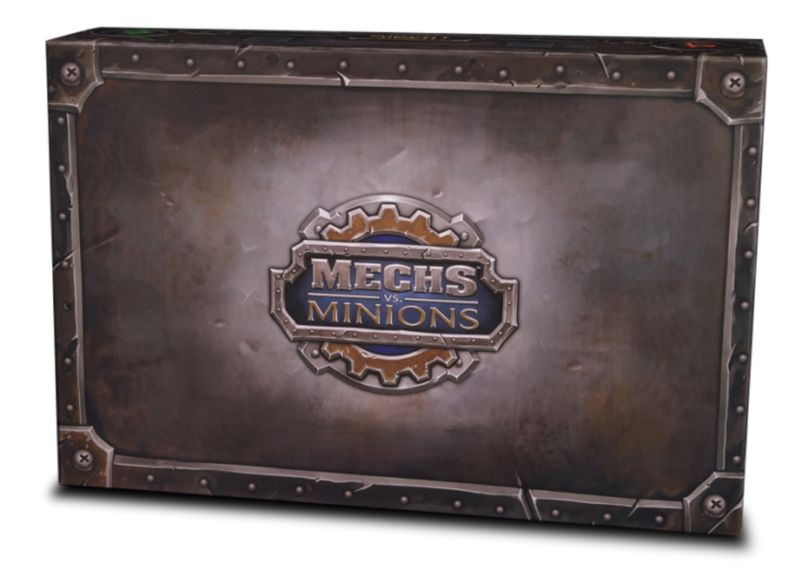 Mechs vs. Minions review: Come for the minis... then maybe leave