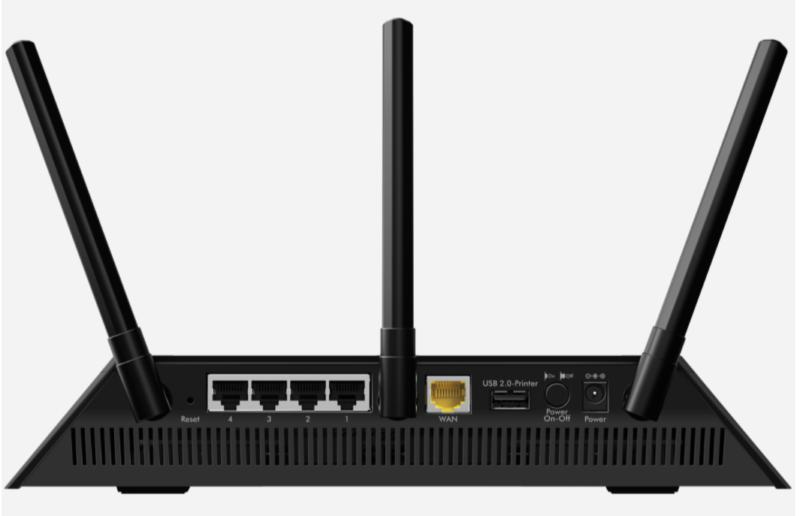 A Netgear R6400.