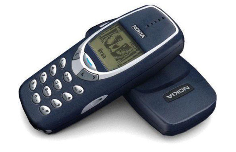 The (original) Nokia 3310.