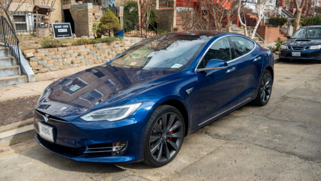 Tesla's P100D: I got 99 problems, but not being able to go really