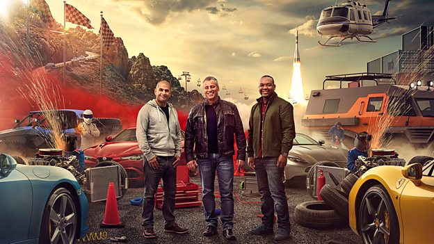 Top Gear teases its new season, starting in March