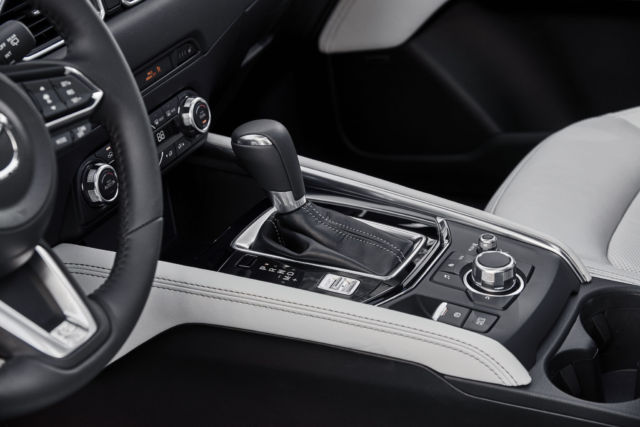 If You Don T Like Using The Infotainment System S Touchscreen There Are Hard Controls Behind Shifter