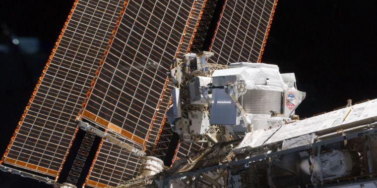 """NASA Contemplating """"Hubble-esque"""" Spacewalks to Fix Physics Experiment"""