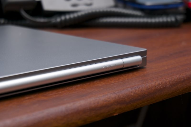 The Chromebook Pixel 2.